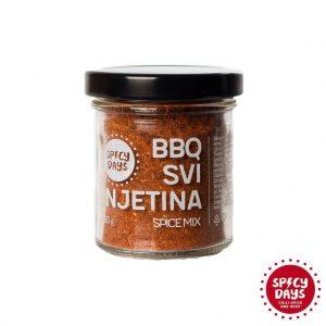 BBQ Svinjetina spice mix 50g
