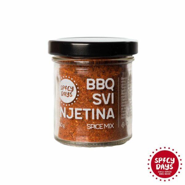 BBQ Svinjetina spice mix 50g 1