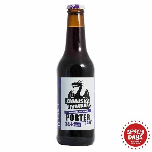 Zmajska Porter 0,33l