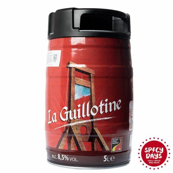 La Guillotine 5l party keg