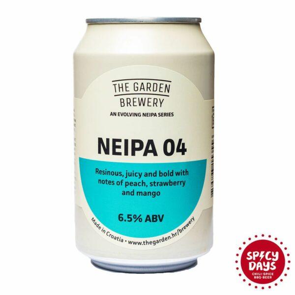 Garden Brewery NEIPA 04 0,33l 1