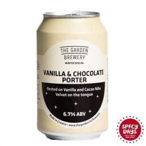 Garden Brewery Vanilla Chocolate porter lim 0,33l