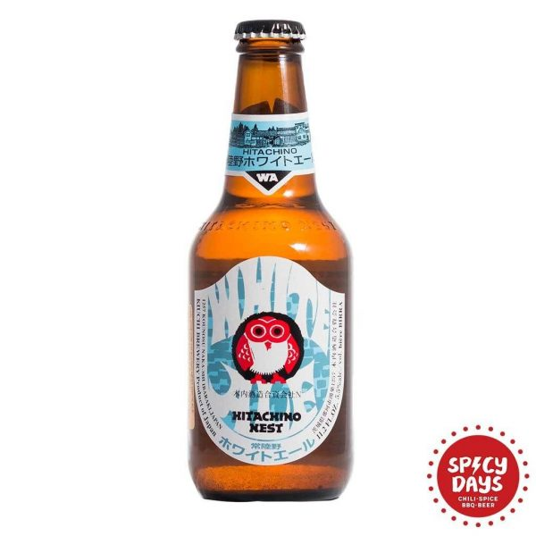 Hitachino Nest White Ale 0,33l 1