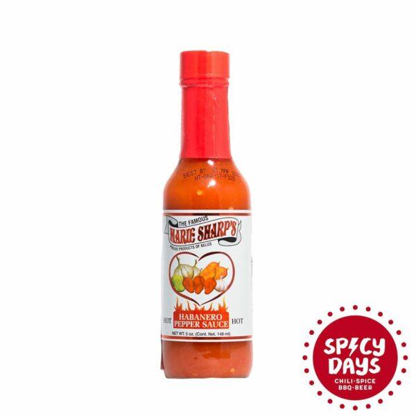 Marie Sharp's Habanero Pepper Sauce Hot 1