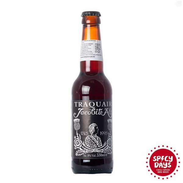 Traquair Jacobite Ale 0,33l