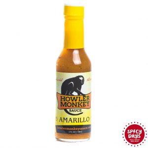 Howler Monkey Amarillo ljuti umak 148ml