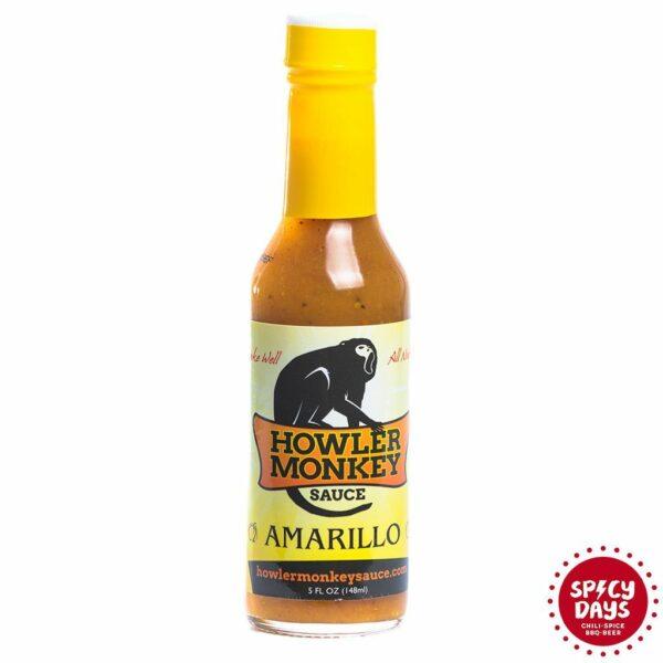 Howler Monkey Amarillo ljuti umak 148ml 1
