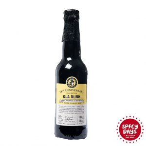 Harviestoun Ola Dubh 10th anniversary 0,33l