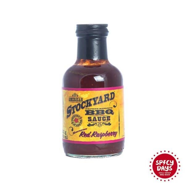Stockyard Red Raspberry BBQ umak 1