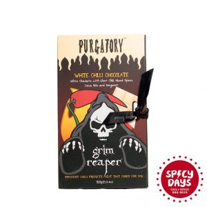 Purgatory Chili čokolada