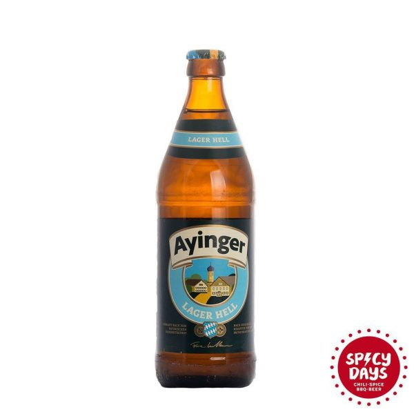 Ayinger Lager Hell 0,50l 1