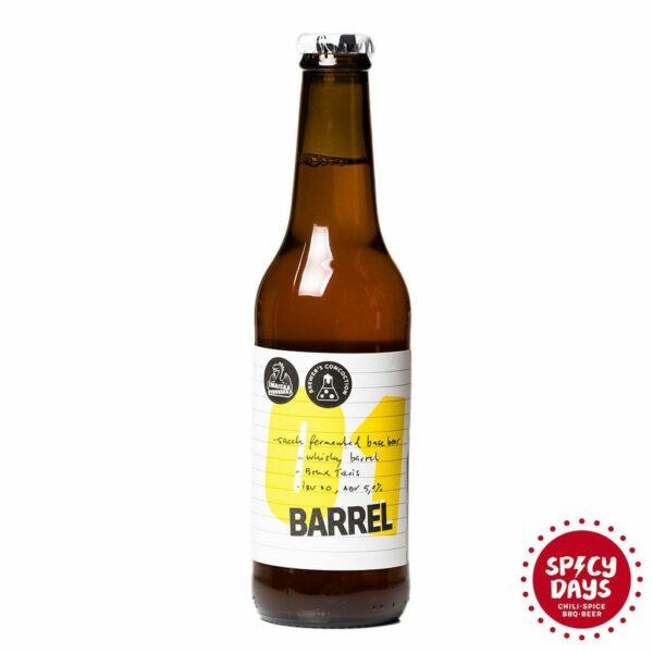 Zmajska pivovara Barrel 01 0,33l