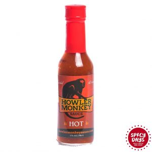 Howler Monkey Hot ljuti umak 148ml