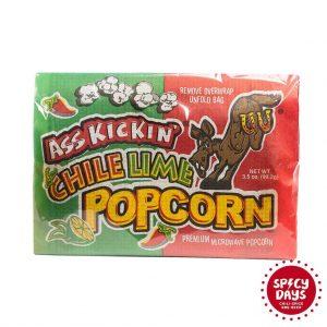 Ass Kickin' Chile Lime popcorn - kokice za mikrovalnu 99,2g