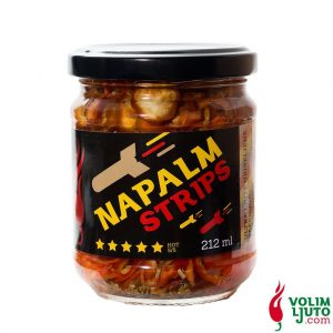 Napalm Strips Volim Ljuto