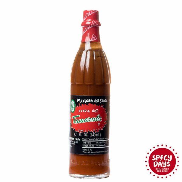 Tamazula Salsa Picante - Black label 140ml 1