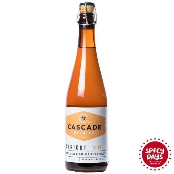 Cascade Brewing Apricot 0,50l 1