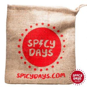 Spicy Days jutena poklon vreća