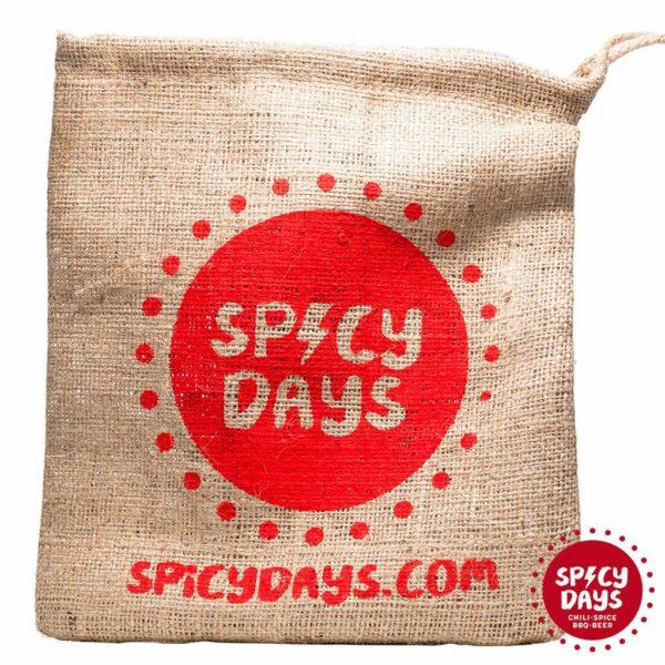 Spicy Days jutena poklon vreća 1