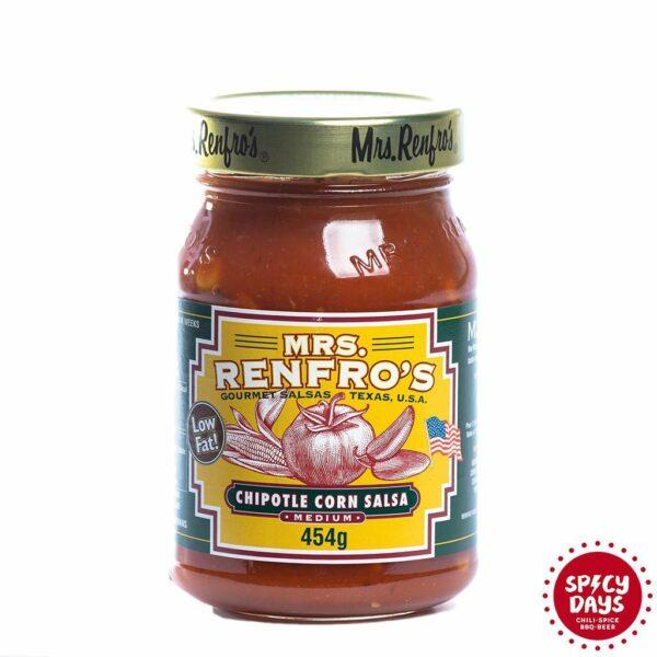 Mrs. Renfro's Chipotle Corn salsa 454g 1