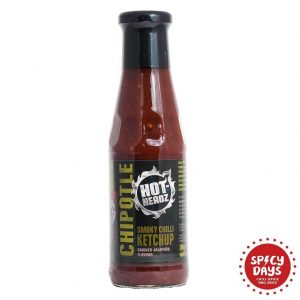 Hot Headz Chipotle Smoky Chili Ketchup
