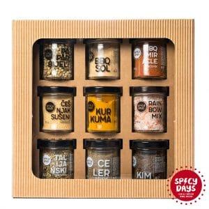 Spice of 9 - SpicyDays.com