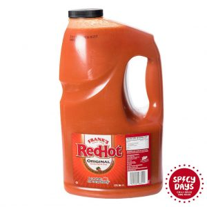 Frank's Red Hot Original Cayenne umak 3,78l