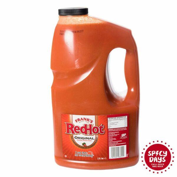 Frank's Red Hot Original Cayenne umak 3,78l