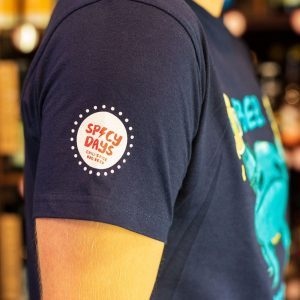 Majica Balanced Diet Beer Spicy Days 5