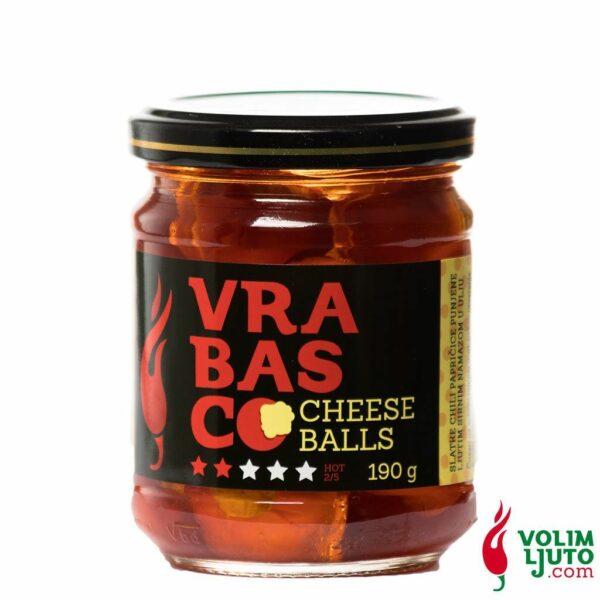 Vrabasco Cheese Balls 190g