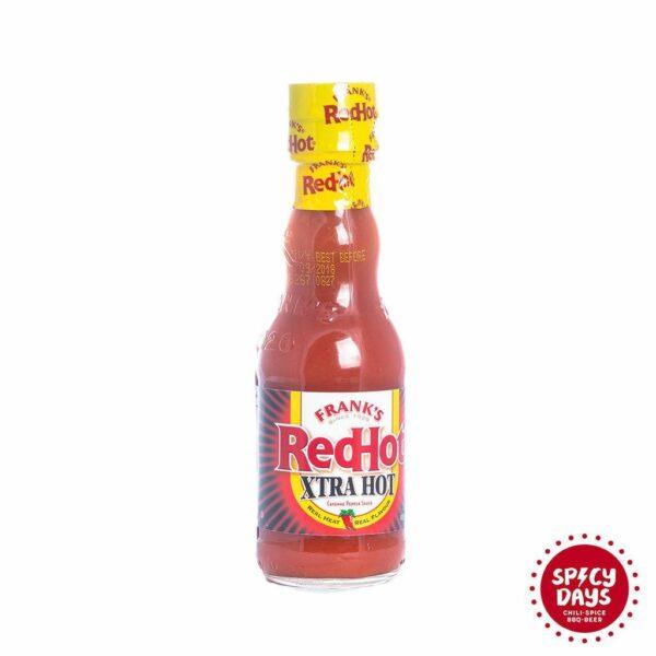 Frank's Red Hot Xtra Hot ljuti umak 1