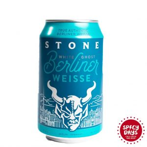Stone Brewing White Ghost Berliner Weisse 0,33l