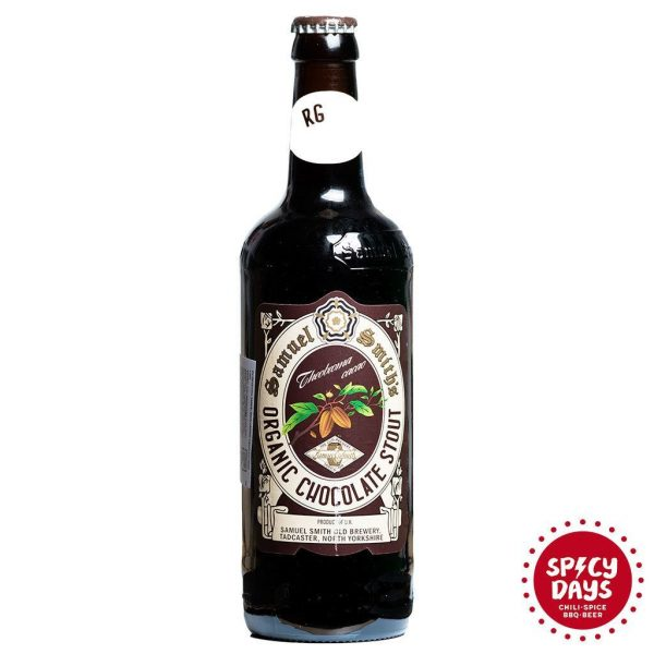Samuel Smith Organic Chocolate Stout 0,55l 1