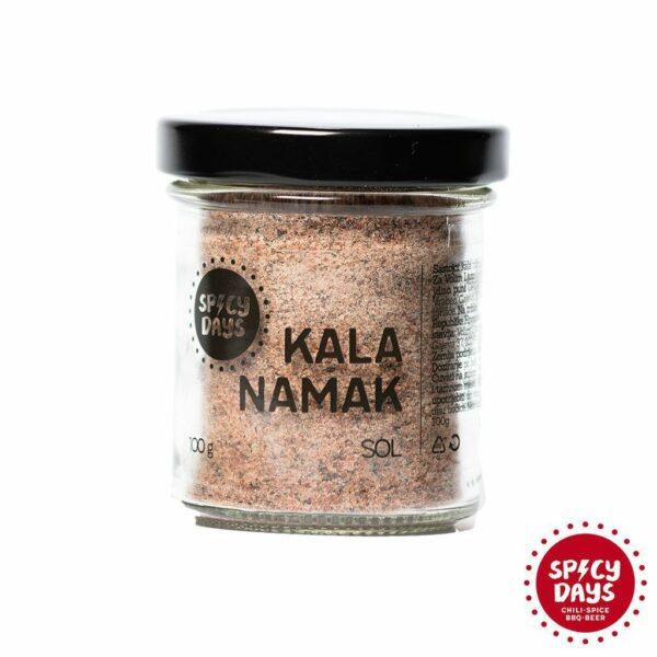 Kala Namak Sol 100g 1