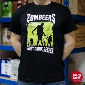 Zombeers majica