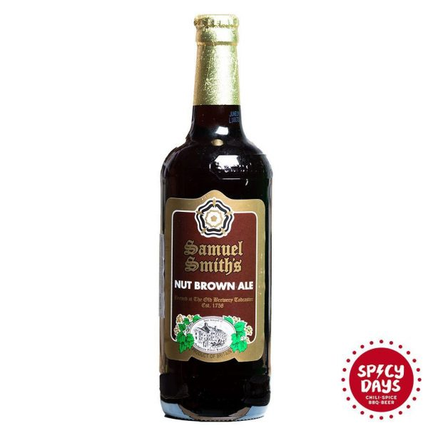 Samuel Smith Nut Brown Ale 0,55l