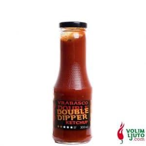 Vrabasco Double Dipper Ketchup Volim Ljuto