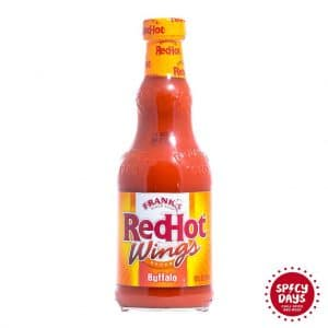 Frank's Red Hot Buffalo Wings umak 354 ml