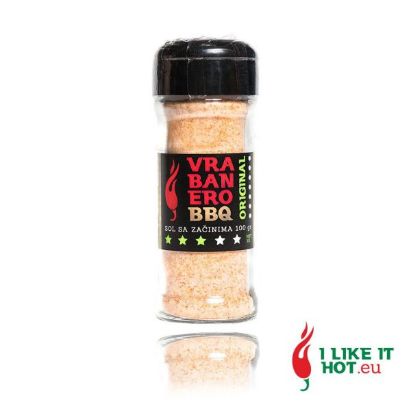 Vrabanero BBQ Original sol Volim Ljuto 1