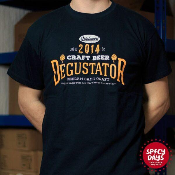 Degustator majica 1