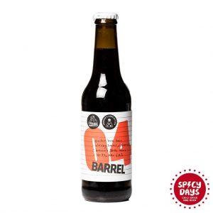 Zmajska pivovara Barrel 04 0,33l 5