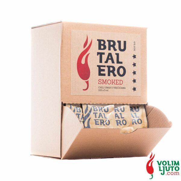 Brutalero Smoked 100x5ml Volim Ljuto 1