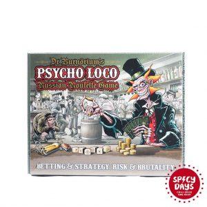 Psycho Loco russian roulette igra - obično pakiranje