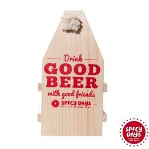 Drvena nosiljka za pivo 7