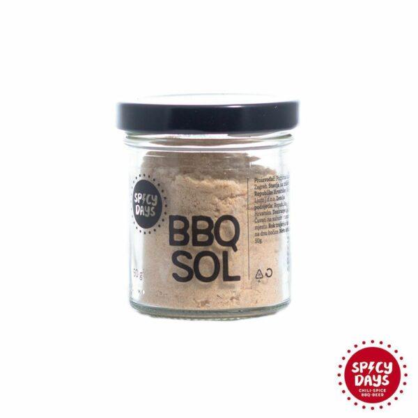 BBQ sol 50g 1