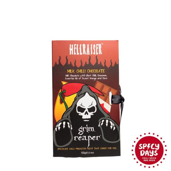 Hellraiser Chili čokolada