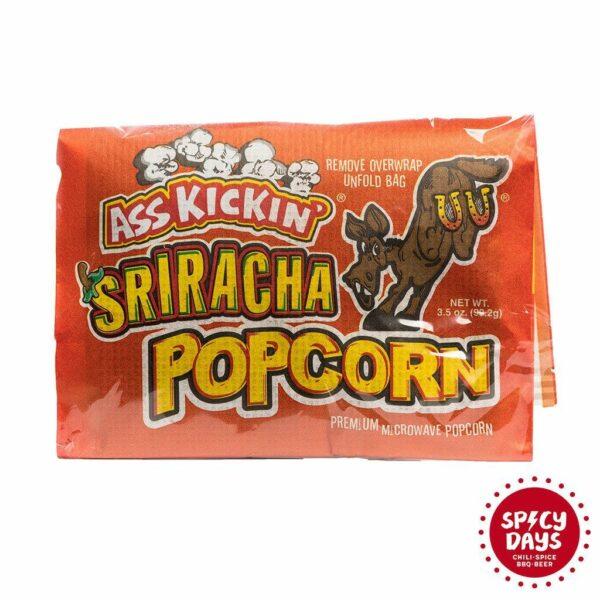 Ass Kickin' Sriracha popcorn - kokice za mikrovalnu 99,2g 1