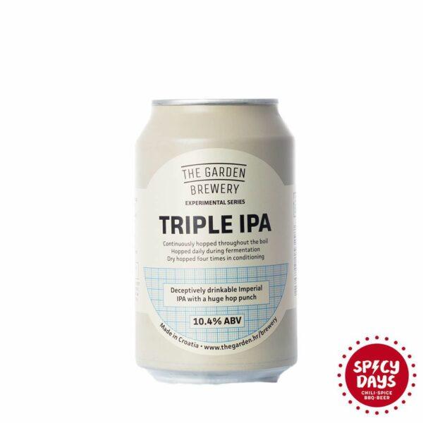 Garden Brewery Triple IPA 0,33l 1