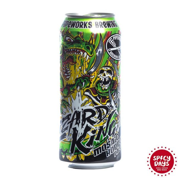 Pipeworks Brewing Co. Lizard King 0,473l