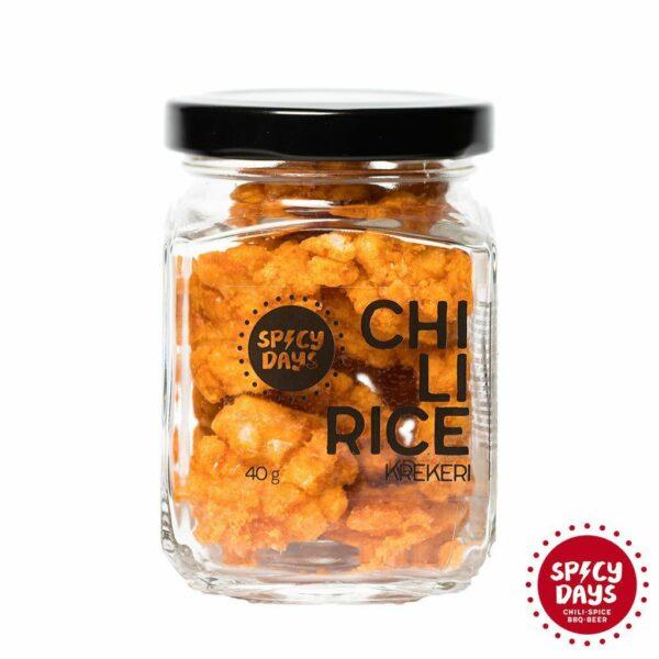 Chili rice krekeri 40g